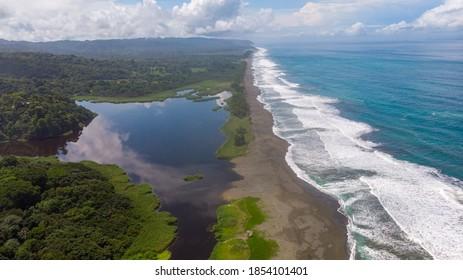 Beaches in Costa Rica America