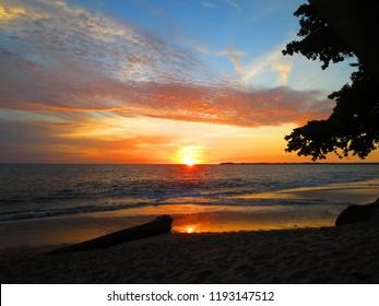 Beaches of Libreville, Gabon