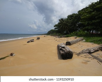 Beaches of Libreville, Gabon