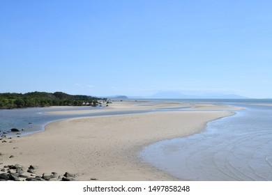 Beaches of Port Douglas in Australia