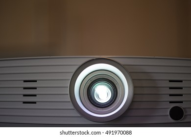 Beamer lens