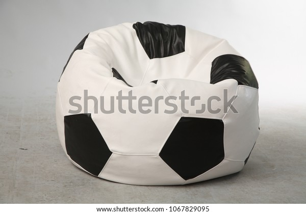 Cool Bean Bag Chair Ball Stock Photo Edit Now 1067829095 Ocoug Best Dining Table And Chair Ideas Images Ocougorg