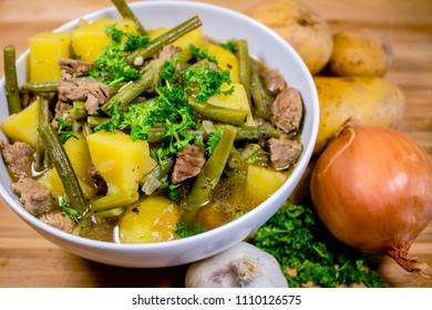 Bean Stew Bowl