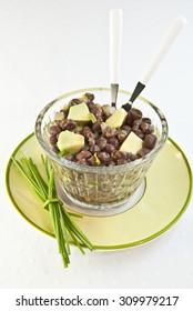 beans with avocado, azuki, legume, black, kidney, brown, cooked, vegetarian, vegan, veggie, boiled, grain, no meat, frijoles