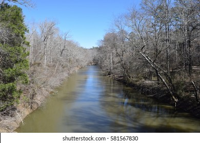 Bear Creek in Tishomingo State Park Mississippi