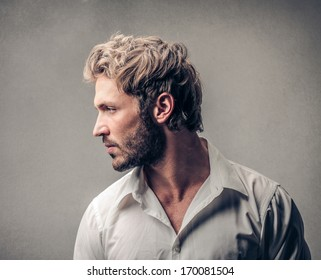 Men profile pictures