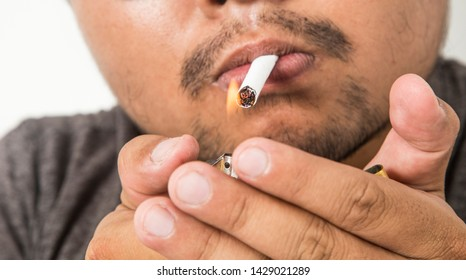 Man Smoking Cigarette Images, Stock Photos & Vectors | Shutterstock
