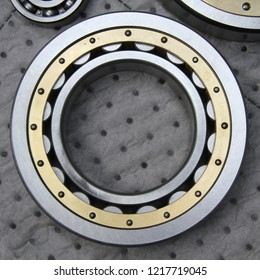 A bearing and gear cog