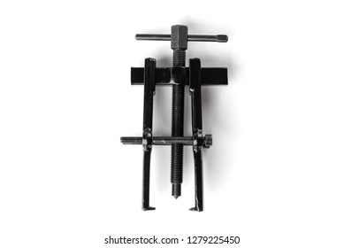Bearing puller isolated on white background.