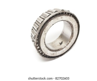 bearing worn-out in dirty lubricant