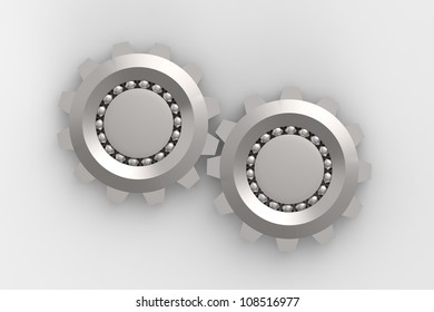 Bearings connection