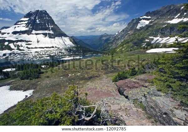 Beatiful Rocky National Park - Colorado.