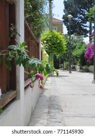 Beatiful Valparaíso street