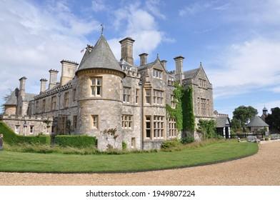 Beaulieu Palace House, Beaulieu, Hampshire, England, UK - June 2016