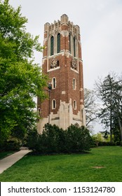 The Beaumont Tower at Michigan State University in East Lansing, Michigan