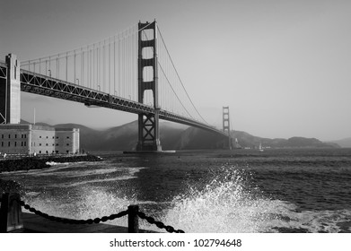 Beautiful 75-year old. The 75 th anniversary of the opening of Golden Gate Bridge will be celebrated on May 27, 2012.