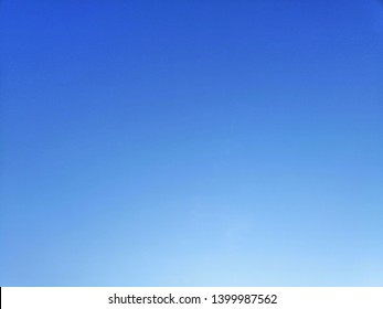 Beautiful abstract blue sky landscape background and wallpaper