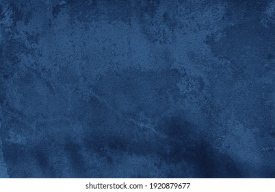 Beautiful Abstract Navy Blue Dark Wall Background,Texture Banner With Space For Text,dark blue background