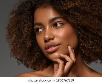 African woman pretty Black Celeb