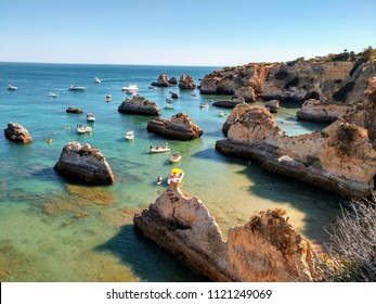 Beautiful Algarve coast