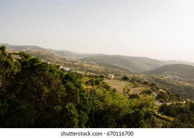 """The beautiful and amazing countryside in Abha city south area of Saudi Arabia """"Alsouda Highland"""""""