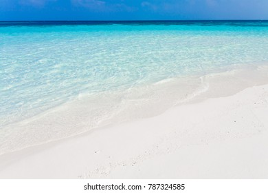 Beautiful amazing nature background. Tropical blue sun sea. Luxury holiday resort. Island atoll about coral reef. Fresh  freedom. Adventure day. Snorkeling. Coconut paradise. Maldives