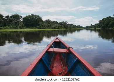 Beautiful Amazon River