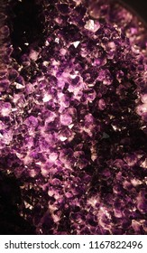 Beautiful Amethyst Background