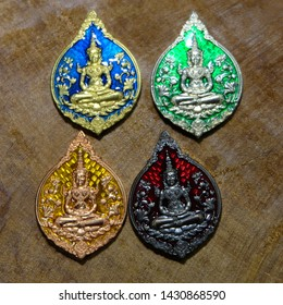 The Beautiful Amulet of Thailand