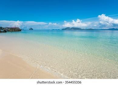 Beautiful Andaman Sea Thailand