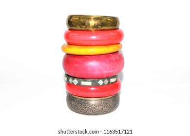 Beautiful Antique Vintage Item of Jewellery Bangles