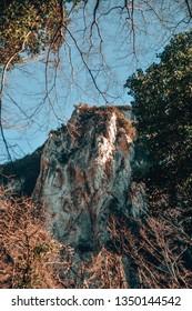 Beautiful apuan alps Versilia