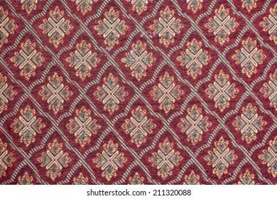 Beautiful, arab, arabic, arabian, arabesque fabric background.