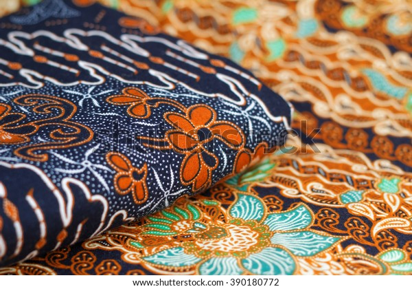 Beautiful art of Malaysian and Indonesian Batik