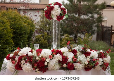 Beautiful artificial flower arrangements with vivid colors and natural look.
