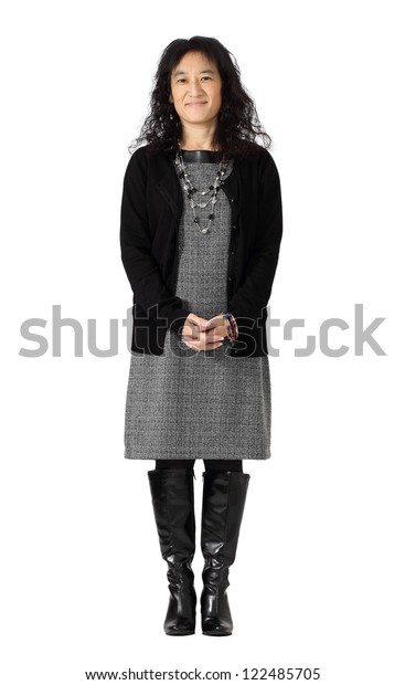 get cheap wholesale sales website for discount Beautiful Asian Woman Dressy Business Attire Stock Photo ...