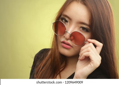 beautiful asian woman using sunglasses 260nw 1209649009 Quick Methods In asian girl to marry   Updated