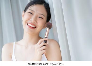 Asia Beauty Woman Body Odor Problem Stock Photo (Edit Now) 623553491 ...