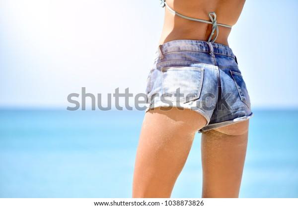 tan sexy ass