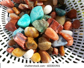 Tumbled Stones Images, Stock Photos & Vectors | Shutterstock
