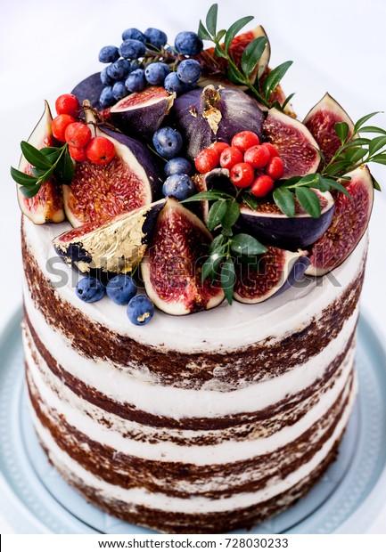 Prime Beautiful Autumn Birthday Cake Stock Photo Edit Now 728030233 Funny Birthday Cards Online Unhofree Goldxyz