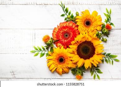Autumn Flower Images Stock Photos Vectors Shutterstock