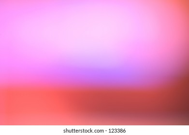 Beautiful background abstract using moving colors of light.