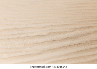 beautiful background of sand in the desert