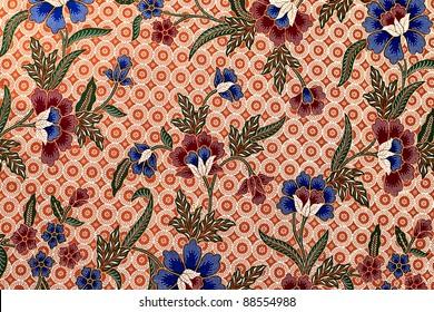 Beautiful batik patterns that become traditional clothes malaysia 0ebfb917ba