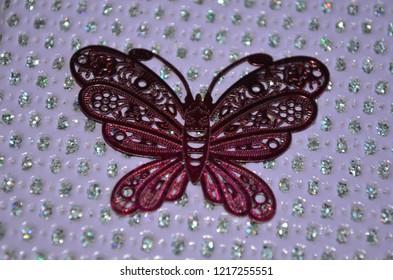 Beautiful batterfly, background