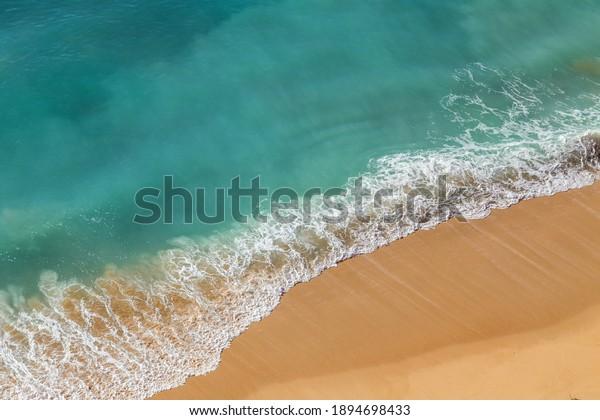 Beautiful beach in Algarve, Lagoa, Portugal