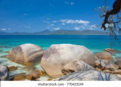 a beautiful beach- Fitzroy, Australia