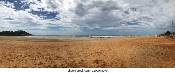 Beautiful beach in Gokarna