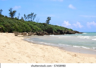 A beautiful beach in Kenting, Taiwan, Republic of China